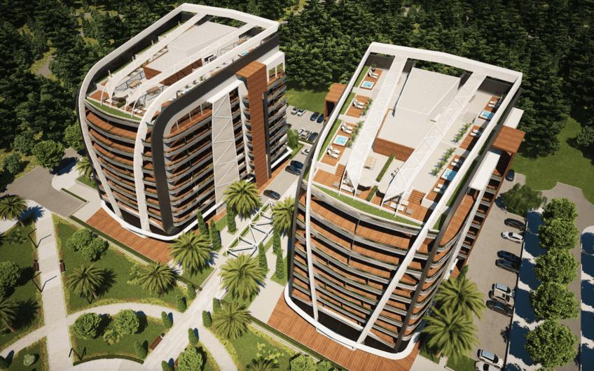Квартира в новом комплексе в центре Бара