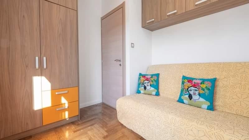 Квартира с 3-мя спальнями в строгом центре Будвы