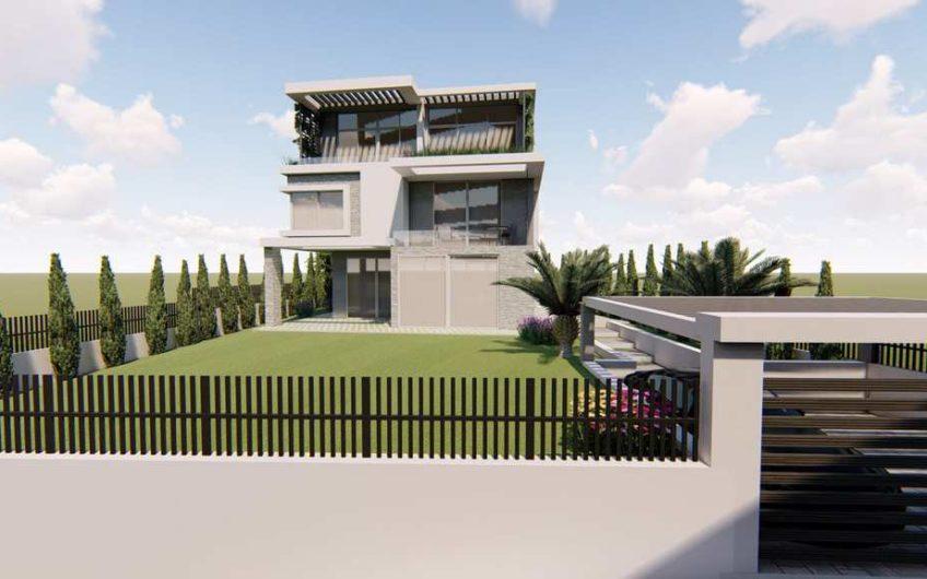 Недвижимость на этапе строительства — виллы в Тивате